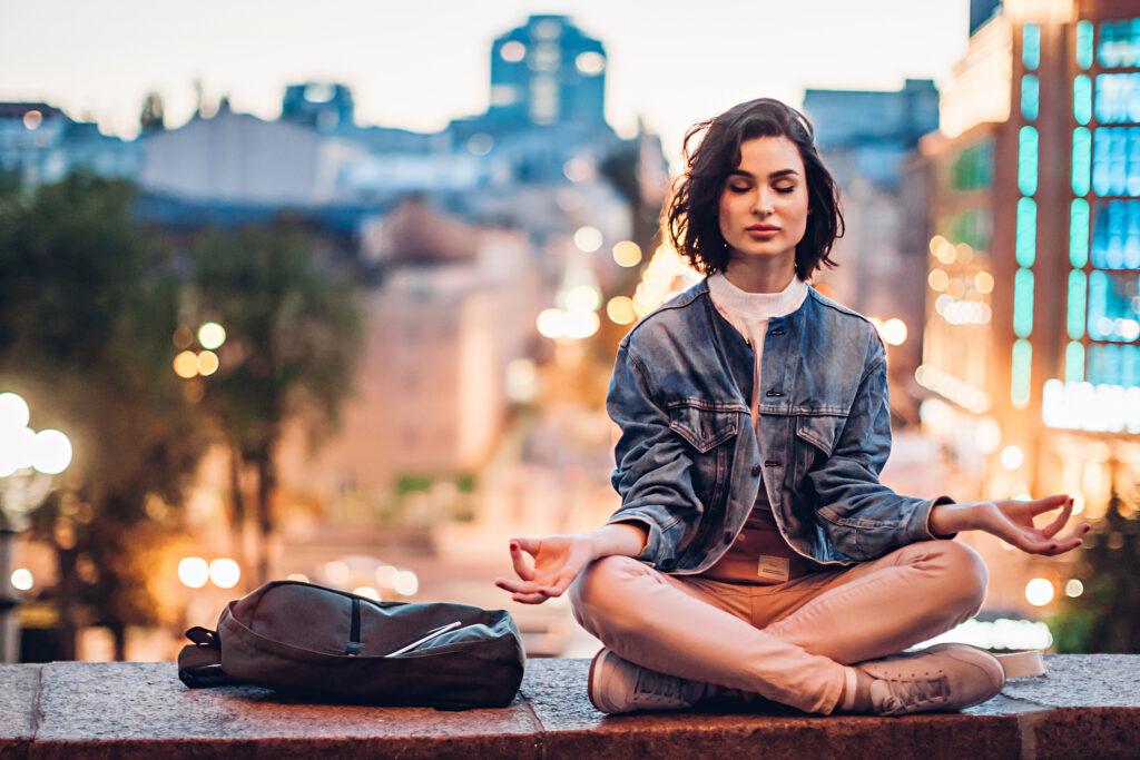 La meditazione strumento di evoluzione